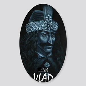 Team Vlad Sticker (Oval)